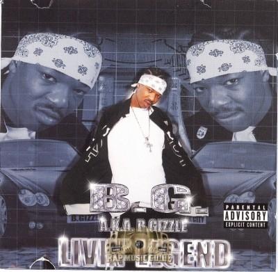 B.G. - Livin' Legend