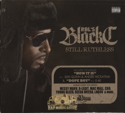 Black C - Still Ruthless