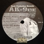 AK-9ine - The Struggle EP