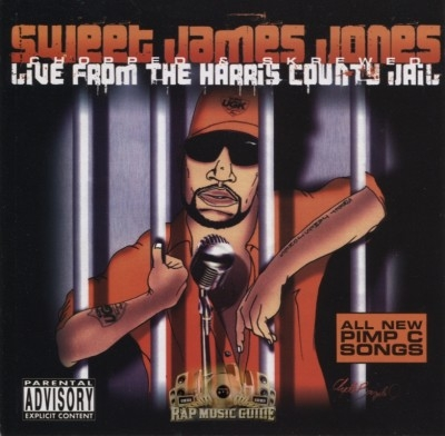 Sweet James Jones - Live From The Harris County Jail