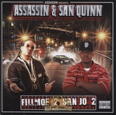 Assassin & San Quinn - Fillmoe 2 San Jo 2