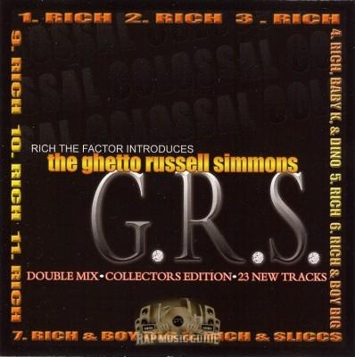 Rich The Factor - Black Borders Mix Vol. 4