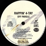 Rappin' 4-Tay - Off Parole - Clean Version