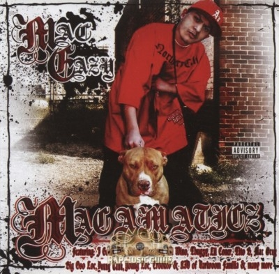 Mac Eazy - Macamatics