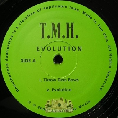 T.M.H. - Throw Dem Bows