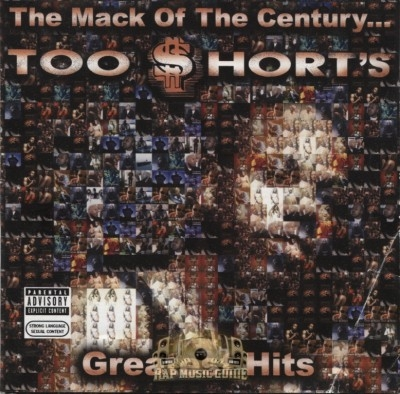 Too Short - The Mack Of The Century... Greatest Hits