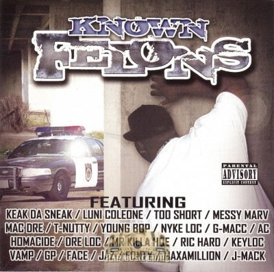 Known Felons - Know Felons