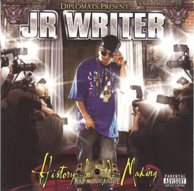 JR Writer - History In The Making