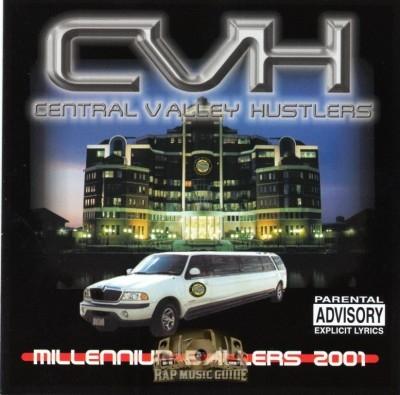 Central Valley Hustlers - Millennium Ballers 2001