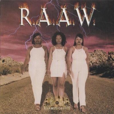 R.A.A.W. - R.A.A.W.