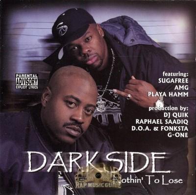 Darkside - Nothin' To Lose