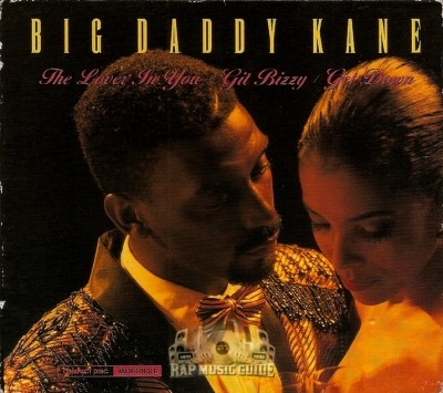 Big Daddy Kane - The Lover In You