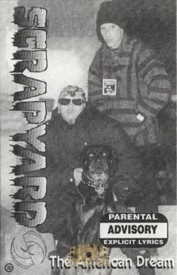 Scrapyard - The American Dream
