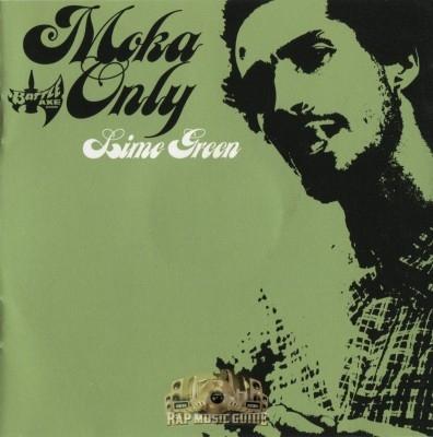 Moka Only - Lime Green