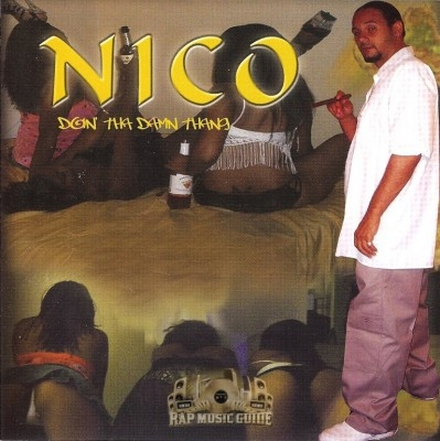 Nico - Doing Tha Damn Thing