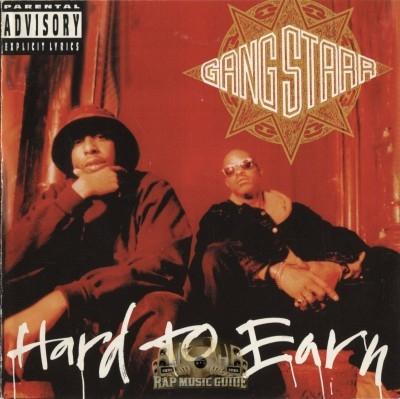 Gang Starr - Hard To Earn