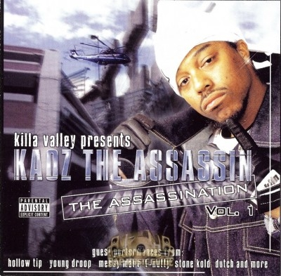 Kaoz The Assassin - The Assassination Vol. 1