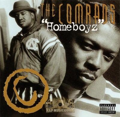The Comrads - Homeboyz