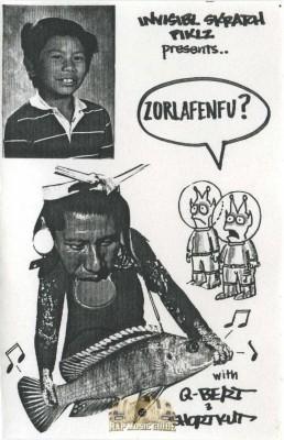 Q-Bert & Shortkut - Zorlafenfu?