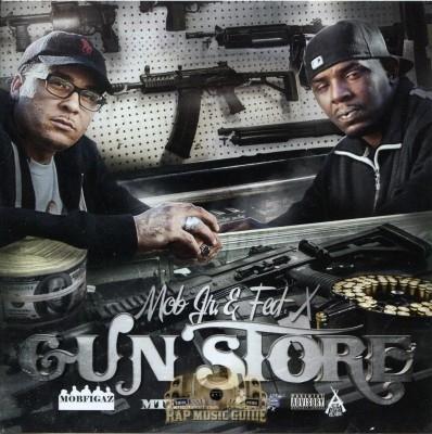 Mob Jr. & Fed-X - Gun Store