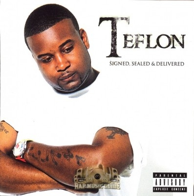 Teflon - Signed, Sealed & Delivered