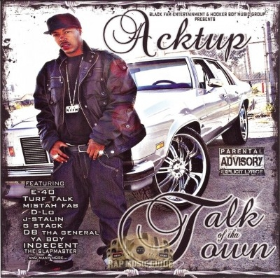 Acktup - Talk Of The Town