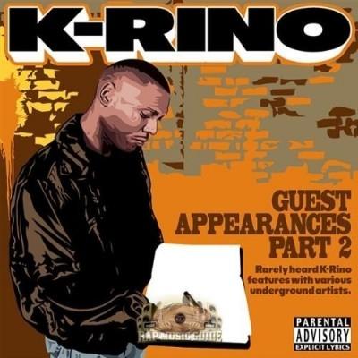 K-Rino - Guest Appearances Vol. 2