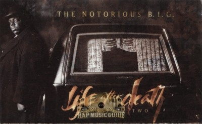 The Notorious B.I.G. - Life After Death (Cassette Two)