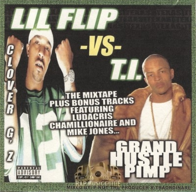 T.I. & Li'l Flip - Fight For The Throne (T.I. Vs Lil' Flip)