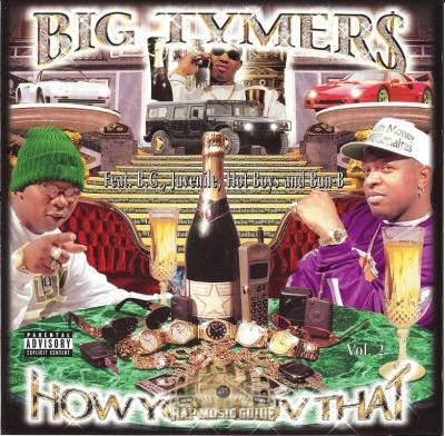 Big Tymers - How You Luv That? Vol. 2