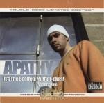 Apathy - It's The Bootleg, Muthafuckas! Vol. 1
