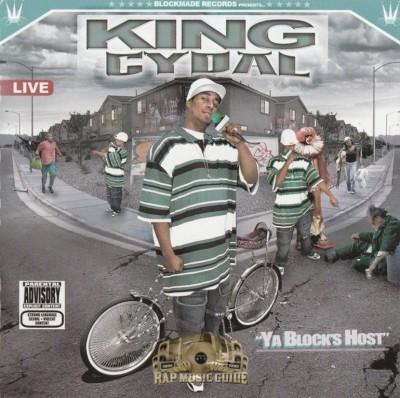 King Cydal - Ya Block's Host