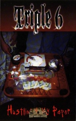 Triple 6 - Hustlin' 4 My Paper