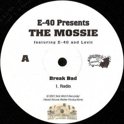 Mossie - Break Bad