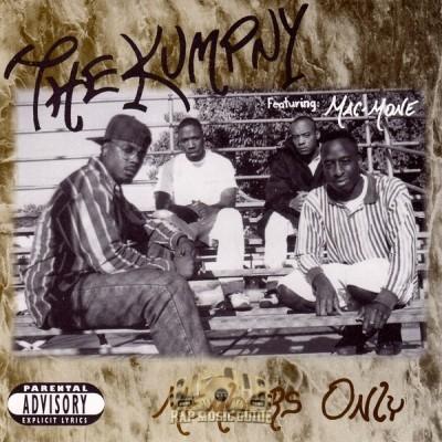 The Kumpny - Members Only - The Minds Of Strugglin' Black Men