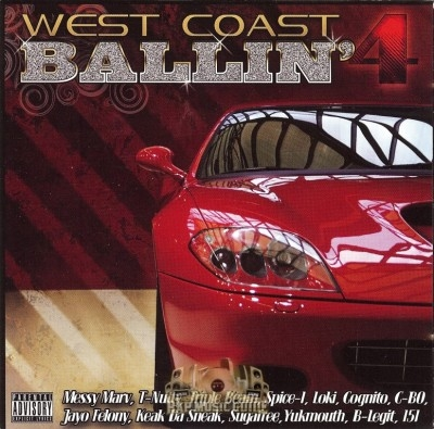 West Coast Ballin' - West Coast Ballin' 3 & 4