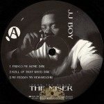 JJ Boy - The Miser EP