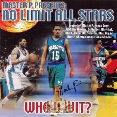 No Limit All Stars - Who U Wit?