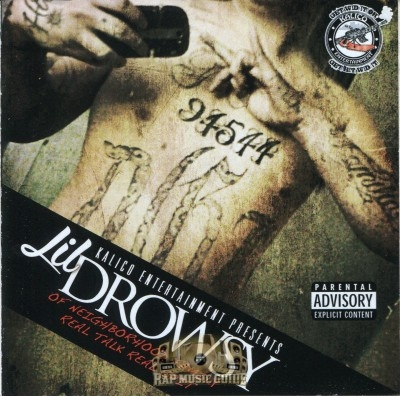Lil Drowsy - Real Talk Real Spit