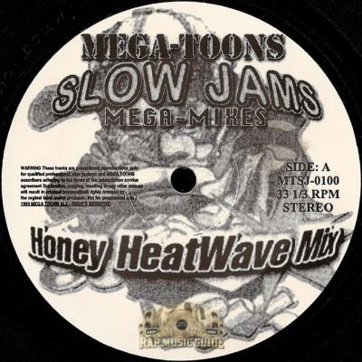 Mega-Toons - Slow Jams Mega-Mixes