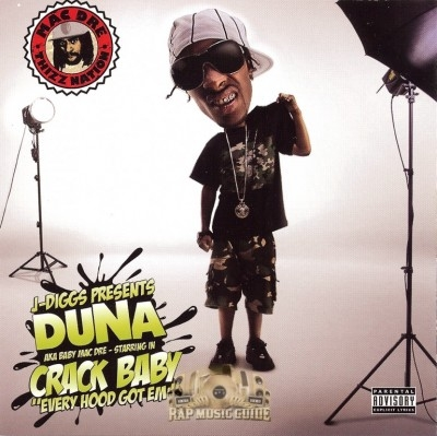Duna - Crack Baby
