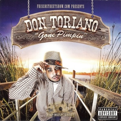 Don Toriano - Gone Pimpin