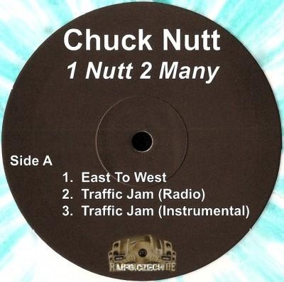 Chuck Nutt - 1 Nutt 2 Many EP
