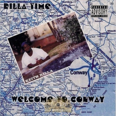 Rilla Time - Welcome To Conway