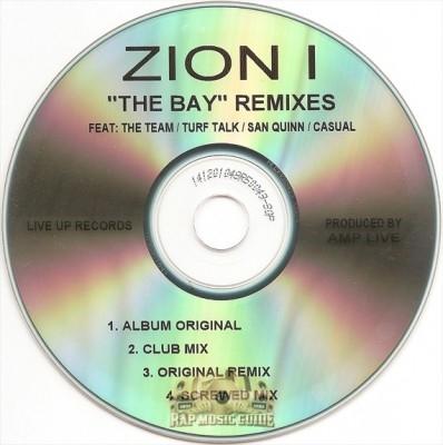 Zion I - The Bay Remixes