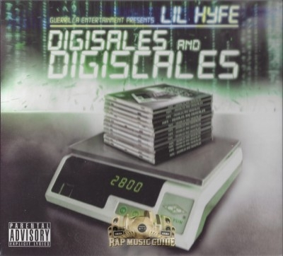 Lil Hyfe - Digisales And Digiscales