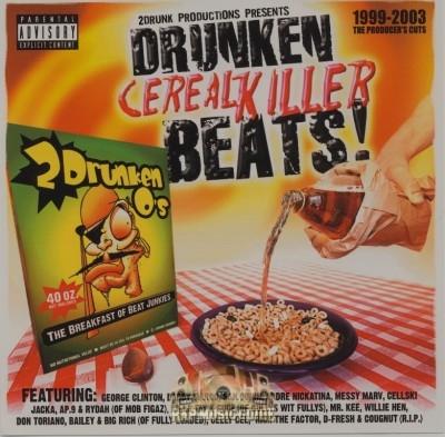 2 Drunk Productions - Drunken Cereal Killer Beats