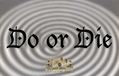 Do Or Die - Powder Hard / Laying Down the Funk