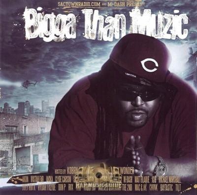 M-Dash - Bigga Than Muzic