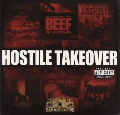 Various Artists - Hostile Takeover Sampler